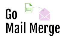 Go Mail Merge