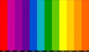 ColorsWall