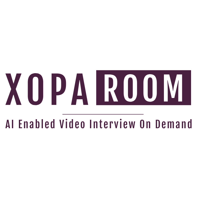AI enabled video interview on demand.