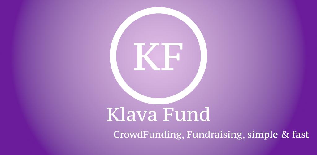 Klava Fund - Easiest Funding App on The Planet